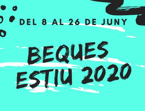 S'obren les beques d'estiu 2020