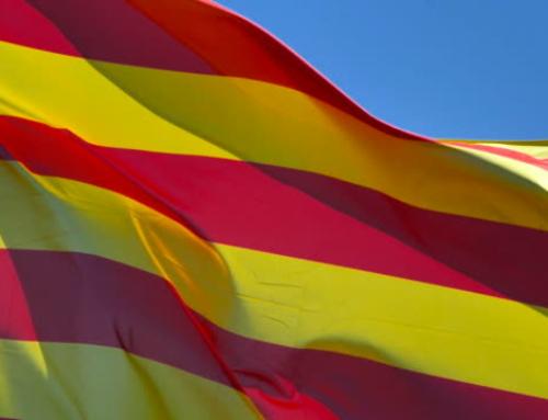 Diada Nacional de Catalunya al Lluçanès 2020