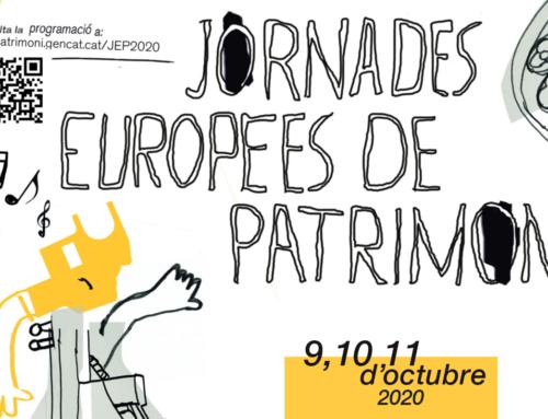 A punt les Jornades Europees de Patrimoni 2020 al Lluçanès