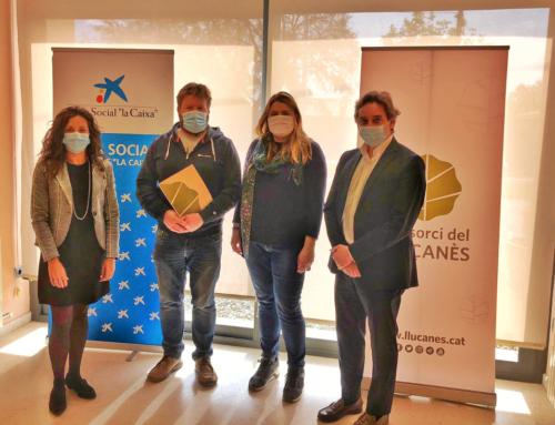 Fundació la caixa col·labora en un projecte per als infants i adolescents del Lluçanès
