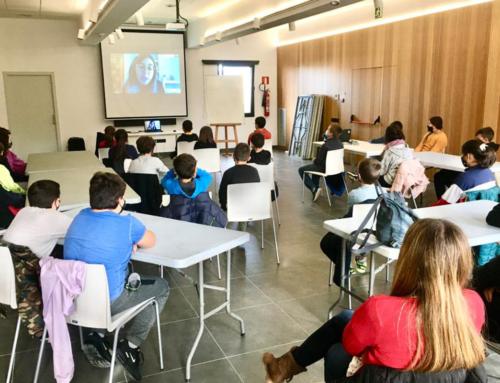 Cinc cooperatives escolars al Lluçanès participen en el projecte CUEME aquest curs 2020-21