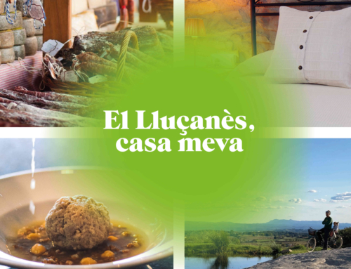 """""""Lluçanès, casa meva"""", la nova campanya de turisme per aquestes festes"""